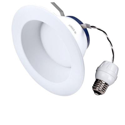 6 in. TW Series 65W Equivalent Daylight (5000K) Dimmable LED Retrofit Recessed Downlight