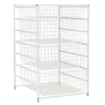 17 in. Drawer Kit with 4 Wire Baskets