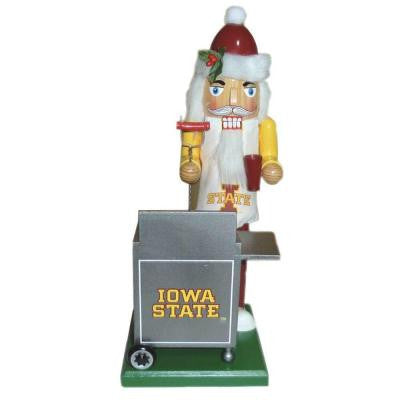 12 in. Iowa Cyclones Tailgating Nutcracker