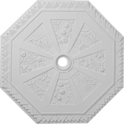 29-1/8 in. Spring Octagonal Ceiling Medallion