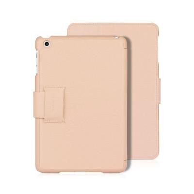 Ultra Slim Protective Case and Stand Design for iPad Mini 3, 2 and 1 Generation - Pink