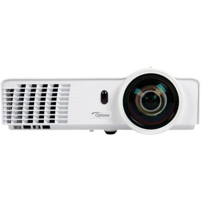 1600 x 1200 DLP Full-3D Short-Throw Projector with 3000 Lumens