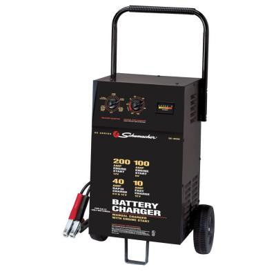 6-12-Volt 40-Amp Automatic Battery Charger