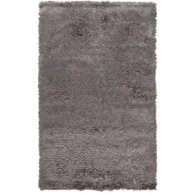 Stealth Gray 5 ft. x 8 ft. Indoor Area Rug