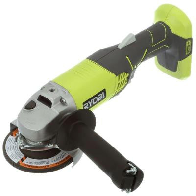 ONE+ 18-Volt 4-1/2 in. Angle Grinder (Tool-Only)