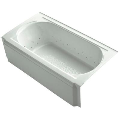 Memoirs 5 ft. Air Bath Tub in Sea Salt