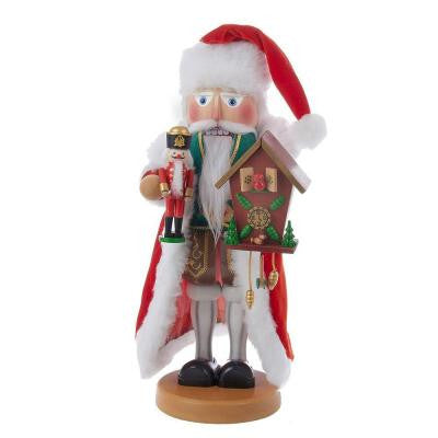 17 in. Steinbach German Santa Nutcracker