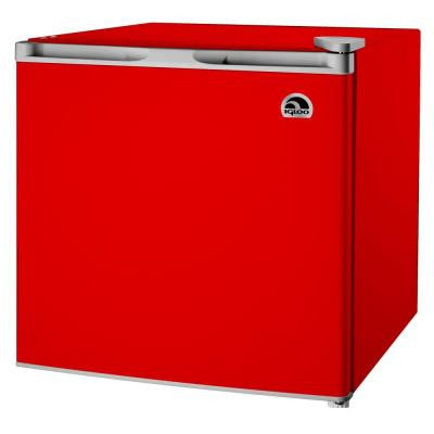 1.7 cu. ft. Mini Refrigerator in Red