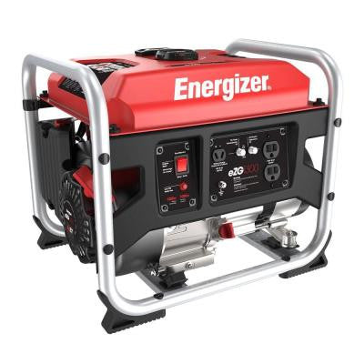1,300-Watt Gasoline Powered Heavy-Duty Portable Generator
