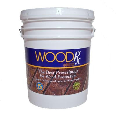 5 gal. Ultra Mahogany Wood Stain and Sealer