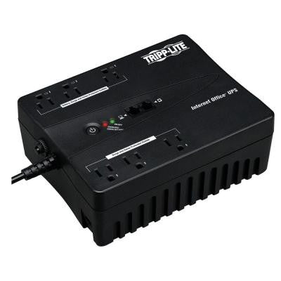 120-Volt 6-Outlet UPS Desktop Battery Back Up Compact USB RJ11 PC