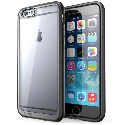 Halo Series 4.7 in. Case for Apple iPhone 6/6S - Clear Black