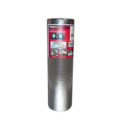 2 ft. x 50 ft. Double Reflective Insulation Roll with Double Air