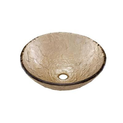 16 in. Vessel Sink in Fawn