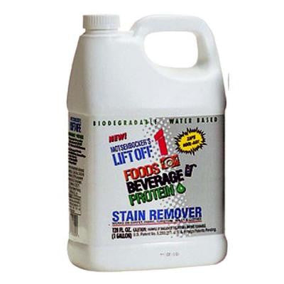 1 gal. #1 Food, Beverage and Pet Stain Remover