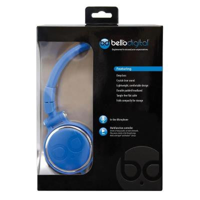 BDH806 Series Over-The-Head Headphones