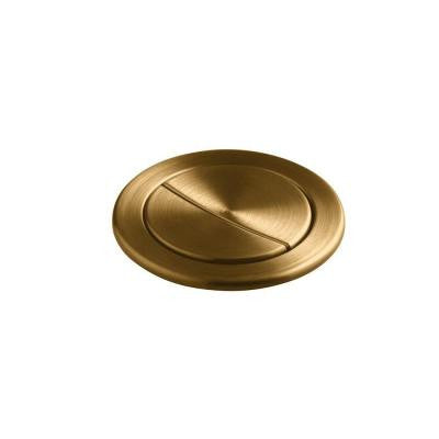 Dual Flush Actuator, Vibrant Brushed Bronze