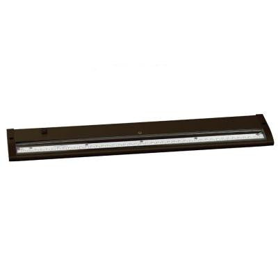 18 in. LED Painted Antique Bronze Under Cabinet Light