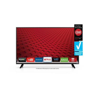 E-Series 70 in. Full-Array LED 1080p 240 Hz Internet Enabled Smart HDTV with Built-In Wi-Fi