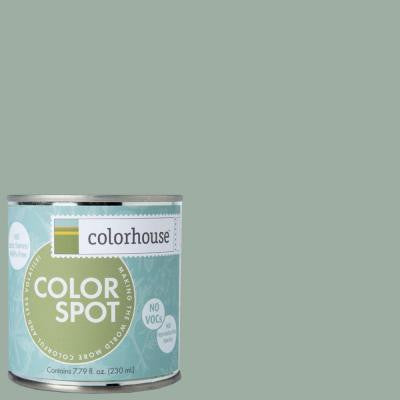 8 oz. Water .06 Colorspot Eggshell Interior Paint Sample