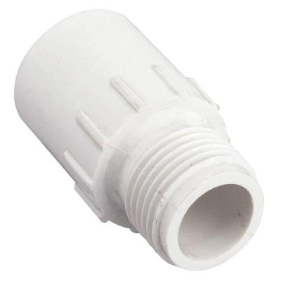 3/4 in. Slip x MHT PVC Hose Fitting