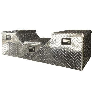 58 in. Aluminum 5th Wheel Truck Box