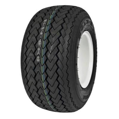 18x850 8-Hole-N-1 Golf Cart Tire 4-Ply Sawtooth Tread