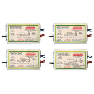 26-Watt 1-Lamp Circline Normal Power Factor Electronic Replacement Ballast (4-Pack)