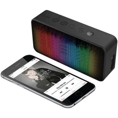 Bluetooth Speaker with Party Pulsed LED Light