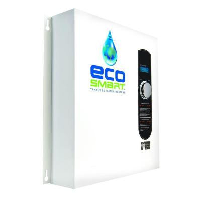 27 kW Self-Modulating 5.3 GPM Electric Tankless Water Heater