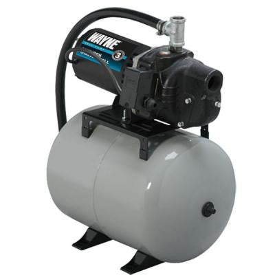 1/2 HP Shallow Well System with 8.5 Gal. Recharged Tank