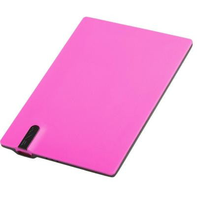 Power Pack CC1800 1800mAh 1 Amp Portable Battery Charger for Smartphones - Pink