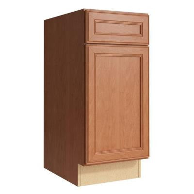 Boden 15 in. W x 34 in. H Vanity Cabinet Only in Caramel