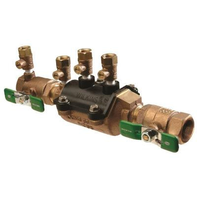 3/4 in. Lead-Free Double Check Valve Assembly