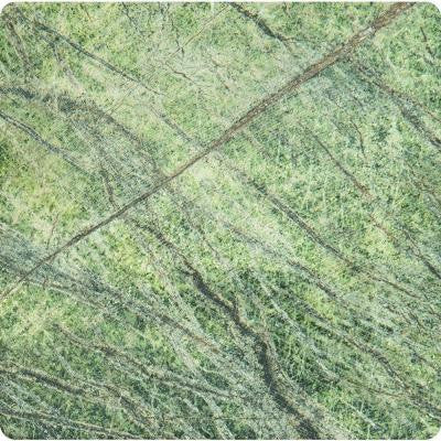 Rain Forest 6 in. x 6 in. Tumbled Marble Floor and Wall Tile (5.5 sq. ft. / case)