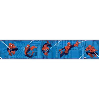 9 in. Ultimate Spiderman Border