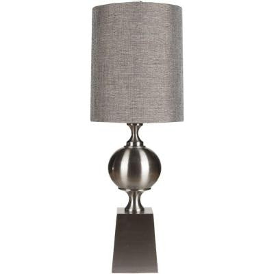 Delevan 33 in. Oil Rubbed Bronze Table Lamp