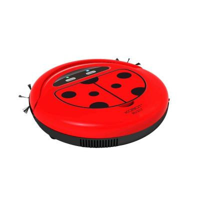 Robotic Vacuum Cleaner and Mopping Machine in Ladybug