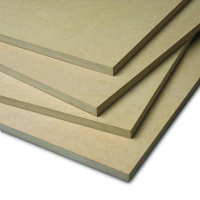Particleboard Panel (Common: 3/4 in. x 4 ft. x 8 ft.; Actual: 0.734 in. x 48 in. x 96 in.)
