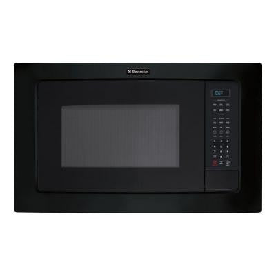 2.0 cu. ft. Microwave in Black, Built-In Capable with Sensor Cooking