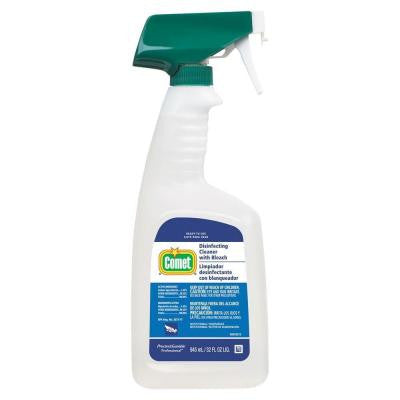 32 oz. Disinfecting Cleaner with Bleach (Case of 8)