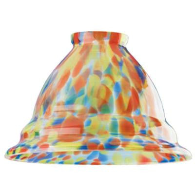5 in. Carnavale Pendant Shade with 2-1/4 in. Fitter and 7-3/4 in. Width