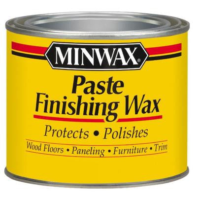 1 lbs. Paste Finishing Wax