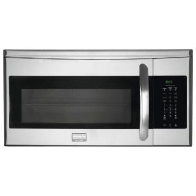 Gallery 1.5 cu. ft. Over the Range Convection Microwave in Stainless Steel