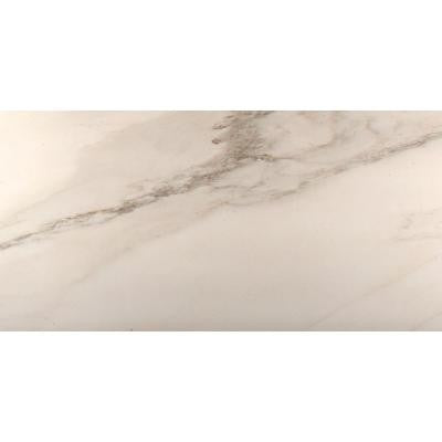 Park Avenue Calacata Matte 16 in. x 32 in. Porcelain Floor and Wall Tile (10.29 sq. ft. / case)