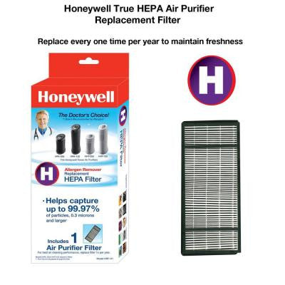True HEPA Replacement Filter H for Models HPA-050, HPA-150, HHT-155, HHT-1500