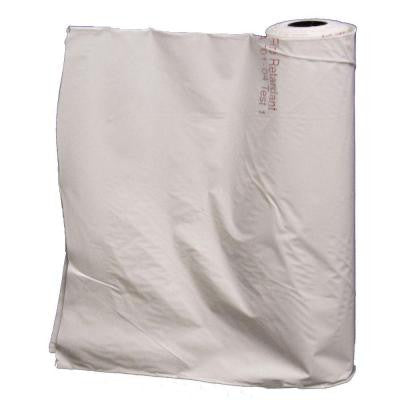 20 ft. x 100 ft. 6-mil Anti-Static Fire Retardant Construction Poly