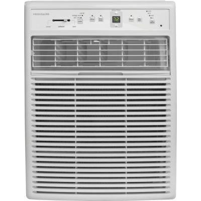 8,000 BTU 115-Volt Slider/Casement Room Air Conditioner with Full-Function Remote Control