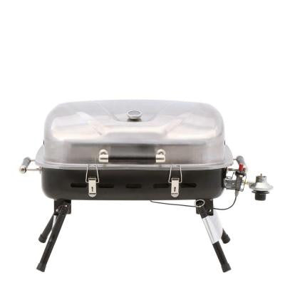 1-Burner Portable Propane Gas Grill