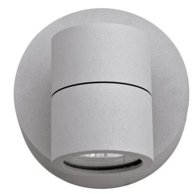 Ko 1-Light Satin Outdoor LED Spot Light